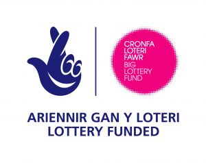 Big Lottery Wales Logo