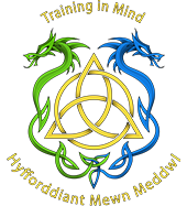 Training in Mind Wales New Logo
