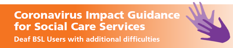 Guidance for Social Care Service